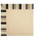 RugStudio presents Capel Zoe-Beach Sisal 62850 Smoke Machine Woven, Best Quality Area Rug