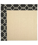 RugStudio presents Capel Zoe-Beach Sisal 62830 Onyx Machine Woven, Best Quality Area Rug