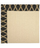 RugStudio presents Capel Zoe-Beach Sisal 62784 Charcoal Machine Woven, Best Quality Area Rug