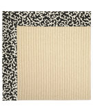 RugStudio presents Capel Zoe-Beach Sisal 62767 Black Cascade Machine Woven, Best Quality Area Rug