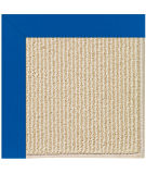 RugStudio presents Capel Zoe-Beach Sisal 108361 Reef Blue Area Rug