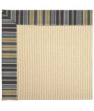 RugStudio presents Capel Zoe-Beach Sisal 62825 Midnight Machine Woven, Best Quality Area Rug