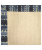 RugStudio presents Capel Zoe-Beach Sisal 62757 Aqua Machine Woven, Best Quality Area Rug