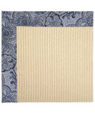 RugStudio presents Capel Zoe-Beach Sisal 62790 Cobalt Blue Machine Woven, Best Quality Area Rug