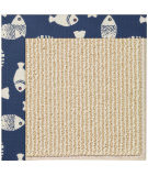 RugStudio presents Capel Zoe-Beach Sisal 108360 Pitch Area Rug