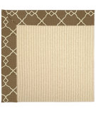 RugStudio presents Capel Zoe-Beach Sisal 62795 Dark Chocolate Machine Woven, Best Quality Area Rug