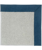RugStudio presents Capel Inspirit-Silver 108298 Navy Area Rug