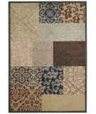 RugStudio presents Capel Quiescent-Damask Sq. 55265 Machine Woven, Better Quality Area Rug