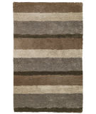RugStudio presents Capel City View 67032 Beige Multi Hand-Tufted, Good Quality Area Rug