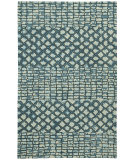 RugStudio presents Capel Charisma-Mosaic 116382 Coal Hand-Tufted, Good Quality Area Rug