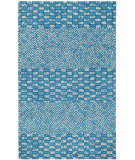 RugStudio presents Capel Charisma-Mosaic 116383 Bluebell Hand-Tufted, Good Quality Area Rug