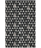 RugStudio presents Capel Charisma-Pyramid 116385 Coal Hand-Tufted, Good Quality Area Rug