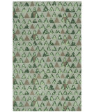 RugStudio presents Capel Charisma-Pyramid 116387 Beach Hand-Tufted, Good Quality Area Rug