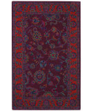 RugStudio presents Capel Charisma-Keshan 116381 Red Hand-Tufted, Good Quality Area Rug