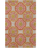 RugStudio presents Capel Charisma-Suzani 116392 Ginger Root Hand-Tufted, Good Quality Area Rug
