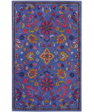 RugStudio presents Capel Charisma-Ziegler 116395 Violet Hand-Tufted, Good Quality Area Rug