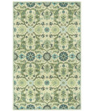 RugStudio presents Capel Hamlet 121938 Beige Hand-Tufted, Good Quality Area Rug