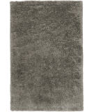 RugStudio presents Capel Trolley Line 80981 Grey Hand-Tufted, Good Quality Area Rug