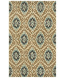 RugStudio presents Capel Malaysion 116318 Camel Hand-Tufted, Good Quality Area Rug