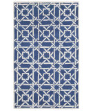 RugStudio presents Capel Charisma-Bamboo 116366 Blue Beige Hand-Tufted, Good Quality Area Rug