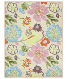 RugStudio presents Capel Charisma-Floral 116372 Lt. Beige Hand-Tufted, Good Quality Area Rug
