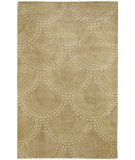 RugStudio presents Capel Myles 116226 Beige Hand-Tufted, Good Quality Area Rug
