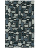 RugStudio presents Capel Shadows 121982 Graphite Hand-Tufted, Good Quality Area Rug