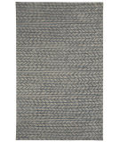 RugStudio presents Capel Spear 116214 Granite Smoke Hand-Tufted, Good Quality Area Rug