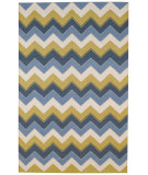 RugStudio presents Capel Irish Stitch 450 Slate Clay Flat-Woven Area Rug