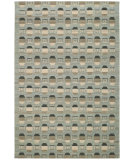 RugStudio presents Capel Davenport 62672 Green Flat-Woven Area Rug