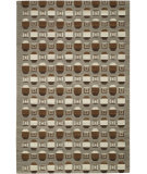 RugStudio presents Capel Davenport 62670 Beige Flat-Woven Area Rug