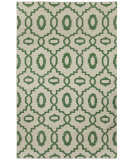RugStudio presents Capel Anchor 67015 Dark Green Flat-Woven Area Rug