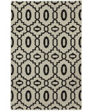 RugStudio presents Capel Anchor 67016 Grey Flat-Woven Area Rug