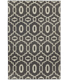 RugStudio presents Capel Anchor 67018 Smoke Flat-Woven Area Rug