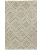 RugStudio presents Capel Flakes 67050 Beige Flat-Woven Area Rug
