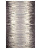 RugStudio presents Capel Beam 116296 Smoke Flat-Woven Area Rug
