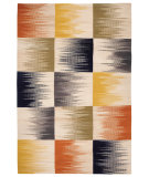 RugStudio presents Capel Beam 116301 Multitone Flat-Woven Area Rug