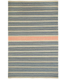 RugStudio presents Capel Barred Stripe 116255 Beige Apricot Flat-Woven Area Rug