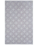 RugStudio presents Capel Linc 116448 Lilac Flat-Woven Area Rug