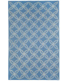 RugStudio presents Capel Linc 116449 Navy Flat-Woven Area Rug