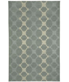 RugStudio presents Capel Coastline 116432 Smoke Flat-Woven Area Rug