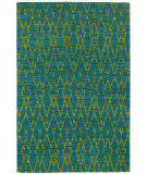 RugStudio presents Capel Walnut Creek 122003 Ocean Flat-Woven Area Rug
