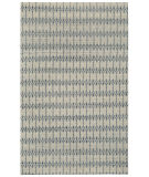 RugStudio presents Capel Walnut Creek 122004 Iceberg Flat-Woven Area Rug