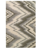 RugStudio presents Capel Pisa 62724 Steel Hand-Tufted, Good Quality Area Rug