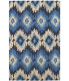 RugStudio presents Capel Rally 62727 Navy Hand-Tufted, Good Quality Area Rug