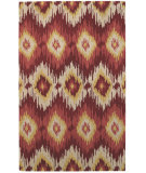 RugStudio presents Capel Rally 62725 Cinnamon Hand-Tufted, Good Quality Area Rug