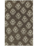 RugStudio presents Capel Cornice 67035 Brown Hand-Tufted, Good Quality Area Rug