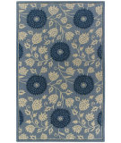 RugStudio presents Capel Patricia 116405 Blue Hand-Tufted, Good Quality Area Rug
