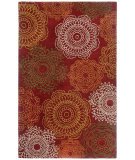 RugStudio presents Capel Balfour 116231 Spice Hand-Tufted, Good Quality Area Rug