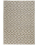RugStudio presents Capel Udorn-Diamond 80984 Tan Machine Woven, Good Quality Area Rug